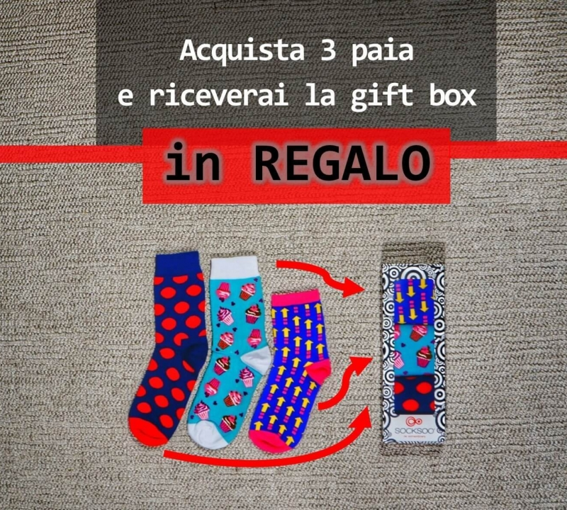 Gift box in regalo x slide2