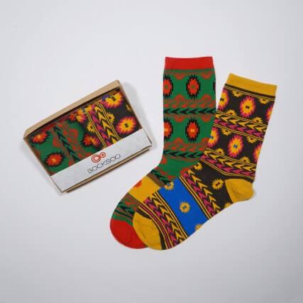 Confezione regalo Calze Indiane