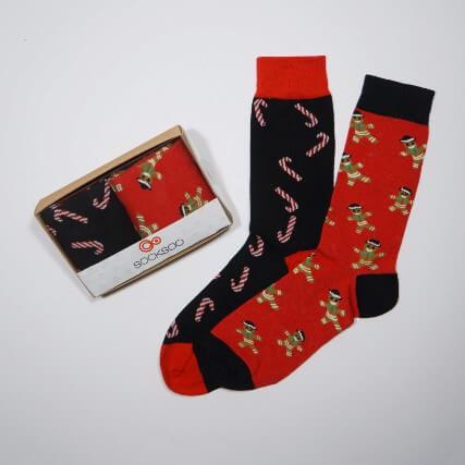 Confezione regalo Calze Natale