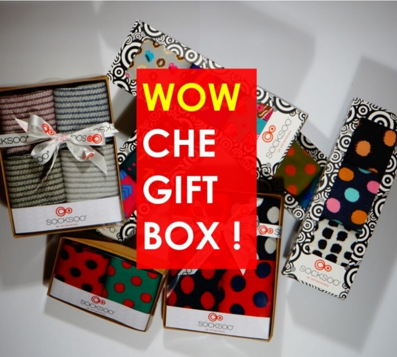 slide desktop gift box